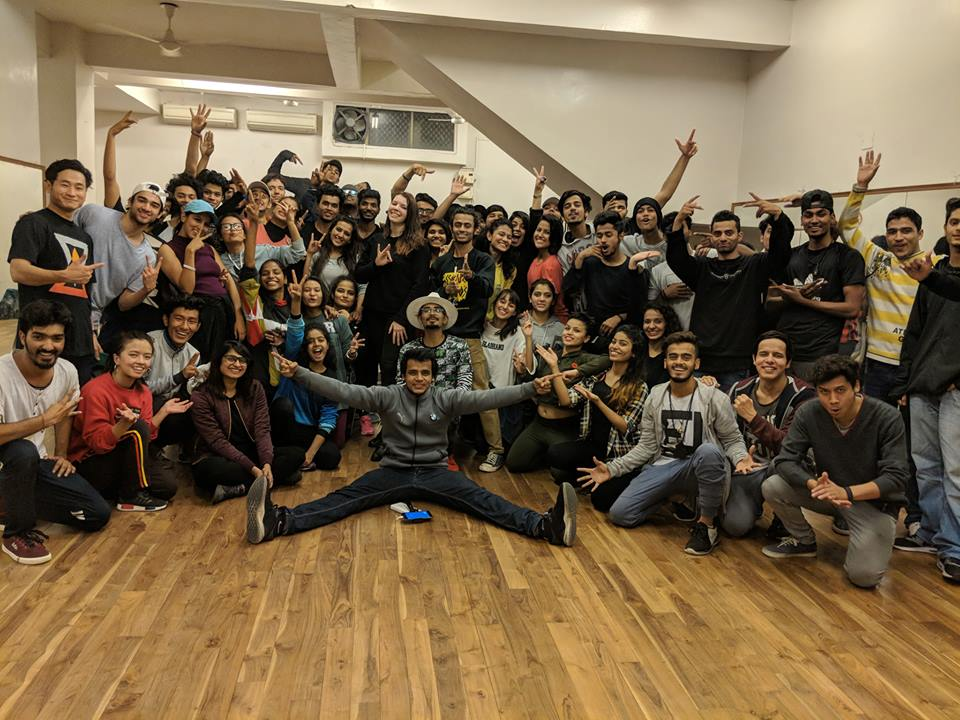 ELECTRO DANCE CAMP INDIA
