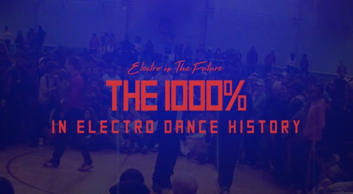 1000% in Electro dance history