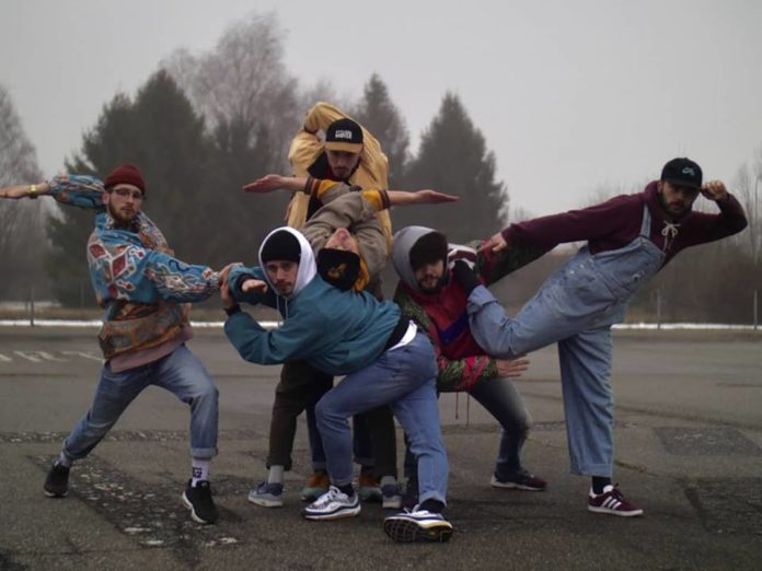 Rootless Crew in the new video clip edited by Stylized Noise