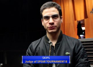 Skips (Electro Street) interviewed by Electroisthefuture after Spear Tournament 8