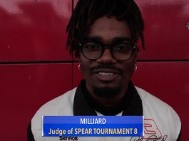 Milliard's interview after Spear Tournament 8