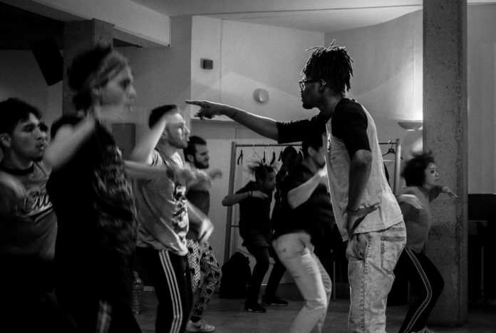 Milliard during King of Beat's Masterclasses - Photo by Sapek