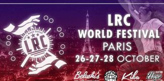 LRC World Festival 26-27-28 October 2018 in Paris