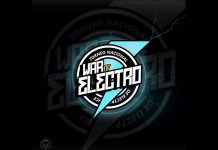 War of Electro logo