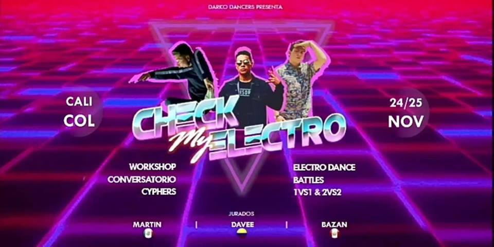 Check My Electro in Cali, Colombia