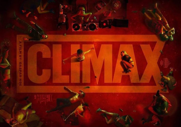 Climax by Gaspar Noe - now out in Theatres