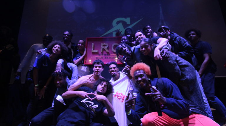 Electro Street are World Champions in LRC World Festival 2018