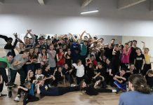Electro Street workshop in Saint Petersburg