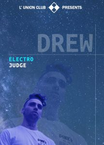 Drew, one fo the judge in Supreme Dance League 2019.