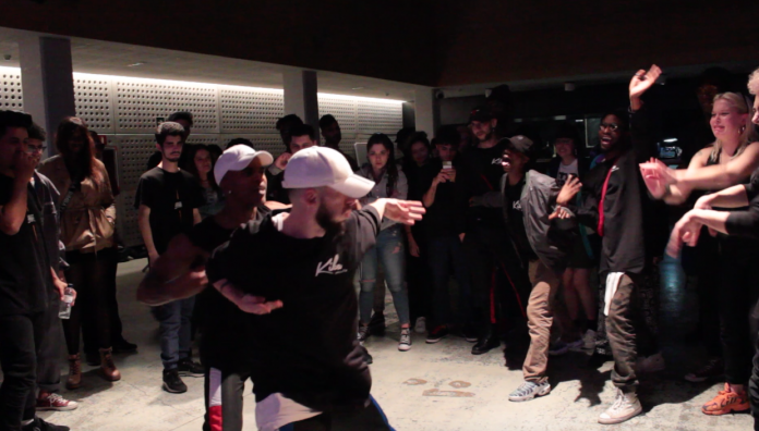 Kenji & Vexus at King of Beat 2019 in Barcelona
