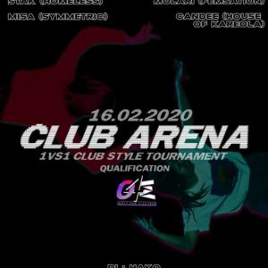 Club Arena 2020 Greece